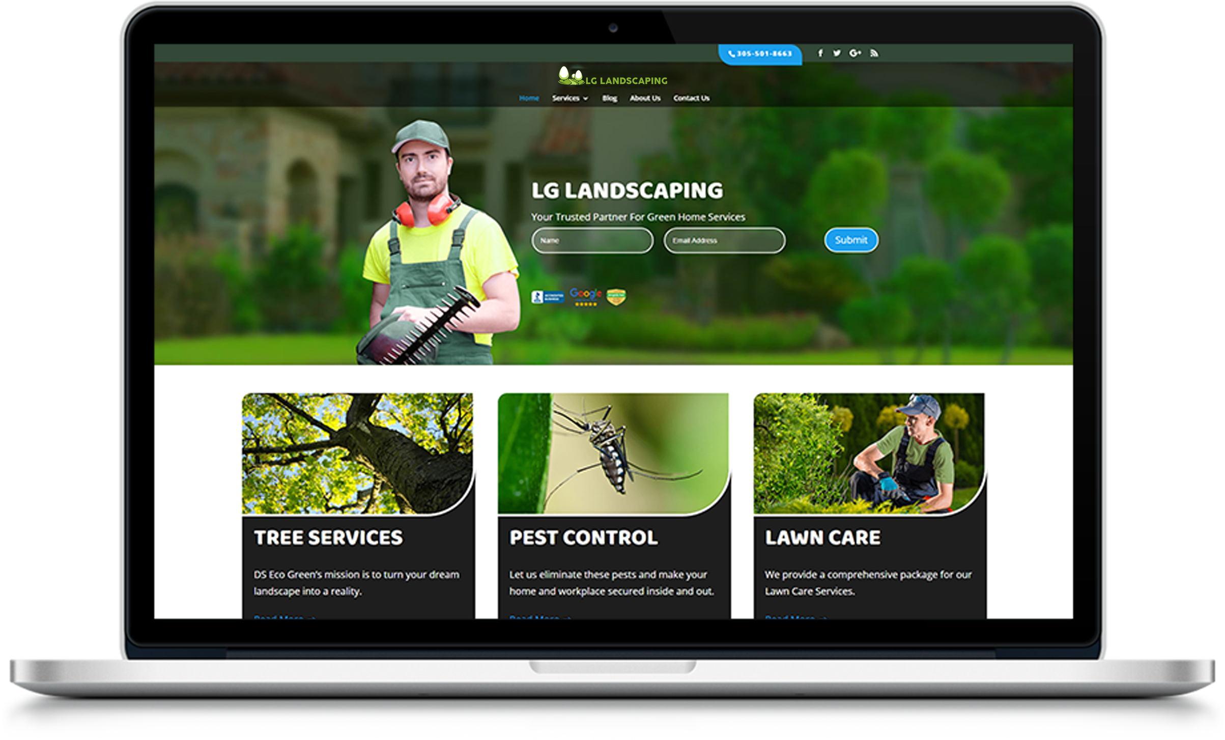 LG Landscaping