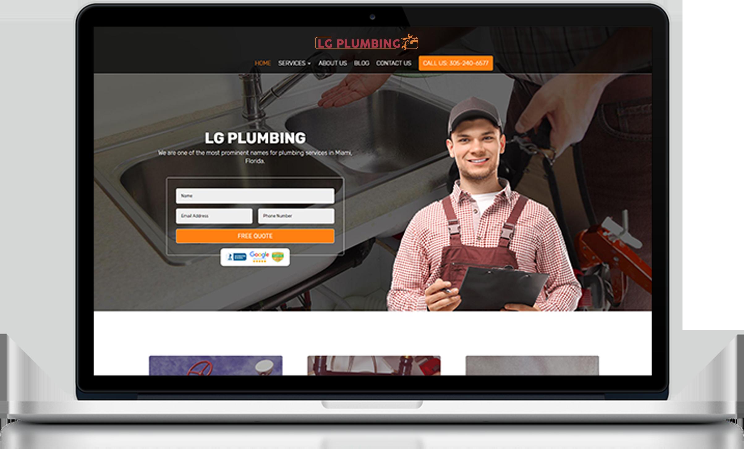 LG Plumbing