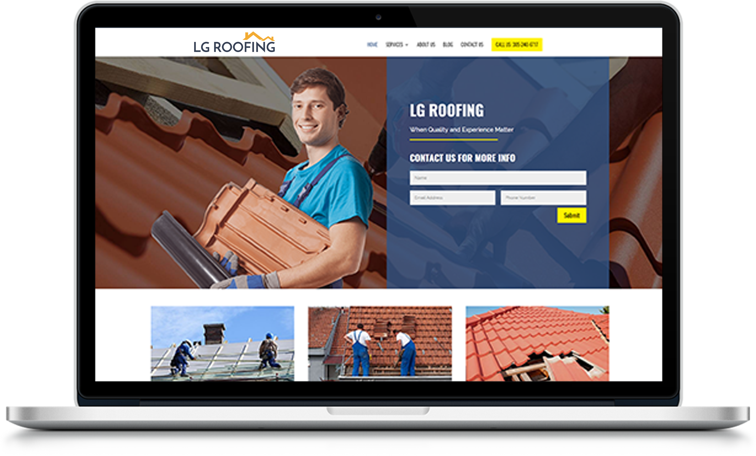 LG Roofing